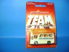 MAJORETTE TEAM MINIBUS AIR FRANCE 262 NEUF SOUS BLISTER