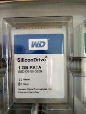 WD SiliconDrive 1GB PATA SSD-D01GI-3500