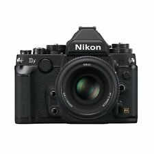 Nikon Df (Black) w/50mm f/1.8G (Special Ed) & 32G SDHC  Japan new .