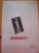 "OMD Joan of Arc (2) 1981 UK Poster size Press ADVERT 16x12"""