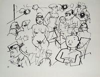George Grosz Berlin Dada Nachtcafé Nachtleben Bordell Käufliche Liebe Erotik