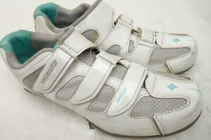 Specialized Spirita RBX Cycling Road Shoes Cleats Women Size 8 US 39 EUR