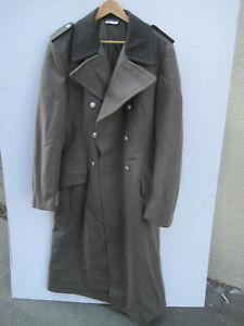 NVA Uniform -Wintermantel sk48 Soldat  Ähn. Wehrmacht Landser  2 .Weltkrieg DDR