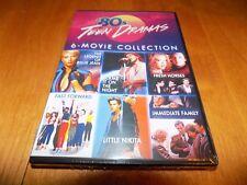 80S TEEN DRAMAS 6 MOVIE COLLECTION Legend of Billie Jean Little Nikita DVD NEW