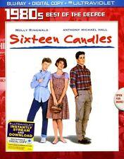 Sixteen Candles [Includes Digita (2013, REGION A Blu-ray New) BLU-RAY/WS/Decades