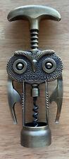 Hootch Owl Corkscrew Bottle Opener