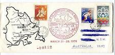 1976 Schefferville Arctic Winter Games Quebec Canada Polar Antarctic Cover
