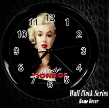 New Marilyn Monroe Sexy Wall Clock Decor Gift