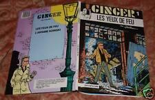 Ginger  /Les yeux de feu /EO 1983 /Neuf