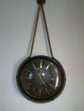 1950s kienzle zodiac wall clock with key