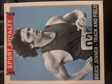 2008 Upper Deck Goudey Sport Royalty #276 Bruce Jenner Track and Field Mini RED