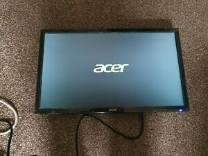 "Acer 21.5"" LED Display Monitor - Black  K222HQL bd"