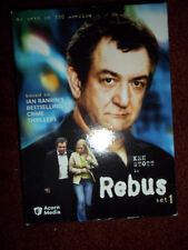 Rebus DVD Set 1 Ken Stott