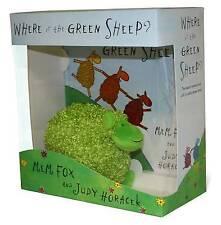 Where Is The Green Sheep? Box Set [ Book & Toy] MeM Fox & Judy Horacek