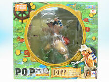 Excellent Model P.O.P One Piece Sailing Again Usopp Figure MegaHouse