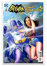 BATMAN '66 MEETS WONDER WOMAN '77 #1 - Cover B - Alex Ross Variant - DC Comics!