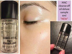 MAC: Cleanse off oil deluxe sample, 6ml *NEW/GENUINE*