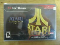 N-Gage - Atari Masterpieces Vol 1 - New and Factory Sealed. North American Ver.
