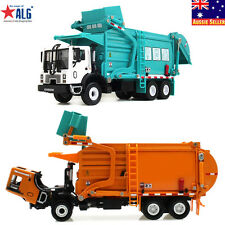 1/24 Scale Diecast&Vehicle Material Transporter Garbage Trucks&Vans Construct