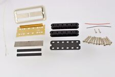 NEW - Filtertron® Guitar Bridge Pickup Kit w/ ALNICO V Magnets - NICKEL