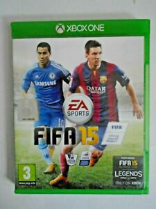 FIFA 15 (Microsoft Xbox One Football Game, 2014) Featuring Fifa 15 Legends