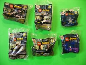 2008 McDonalds - LEGO BATMAN - *CHOICE* *MIP*
