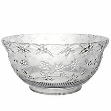 1 x Plastic Punch Bowl 9.1 Ltr / 8 Quarts Reusable Very Strong - Party Supplies