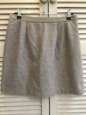 Arabella Ramsay Woollen Skirt - Size 10 - Excellent Condition - As New