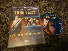 Thin Lizzy - Rock Review (DVD, 2005)