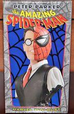 Peter Parker/Spider-Man Mini-Bust Bowen Ltd Ed Nib Oop Marvel