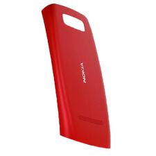 Nokia Asha 305, 306 original Tapa batería back batería, tapa especializada reverso rojo
