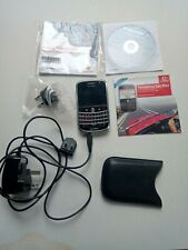 Blackberry Bold 9000 Negro Teléfono Móvil