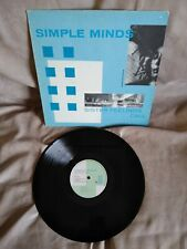 Simple Minds – Sister Feelings Call 198 Vinyl LP Virgin OVED 2 VG+/VG