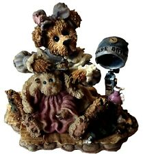 Boyds Bears, Wanda and Gert: A Little off the Top, Style 227719 - Euc First Ed.