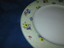 New listing Nikko Pansies Dinner Plate *have more items to this set