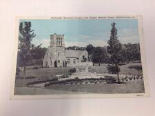 Elizabethtown Pa Buchmiller Memorial Masonic Homes Vintage Postcard Unposted