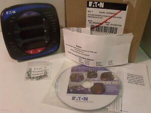 NIB Eaton IQ150MA6511 Series IQ100 Electronic Power Meter w/ Integral Display
