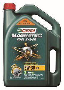 Castrol MAGNATEC Fuel Saver DX 5W-30 Engine Oil 5L 3418435