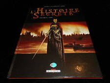 Pécau / Filipovic / Beau : L'histoire secrète 5 Delcourt DL 2006