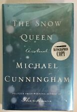 Michael Cunningham THE SNOW QUEEN Signed 1st Edition H/C 2014