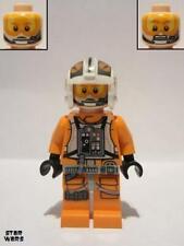 Lego Figure Rebel Pilot X-wing (theron Nett) - Sw0544