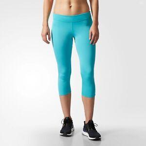 Adidas Women's Response  3/4 Tights (Large / UK 16-18)
