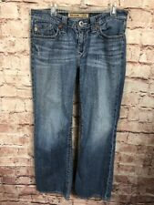 Big Star Maddie Jeans 26S 26 S Short Petite Boot Cut Women's