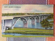Robert E. Lee Bridge, Richmond, Virginia