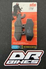 Gilera VXR 200 Runner 4T 2001 - 2009 SBS Ceramic Front Brake Pads 177CT