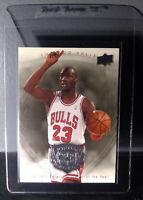 2009-10 Michael Jordan Upper Deck Jordan Legacy Basketball Card #14