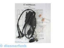 SECURITY HEADSET ALBRECHT AE31 PT07 PROFI für Mildand Alan G6 G7 G8 M48 M99 42