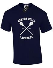 BEACON HILLS LACROSSE KIDS CHILDRENS T SHIRT TEEN WOLF LAHEY STILINSKI VAMPIRES