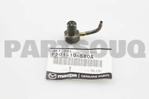 FS0110580A Genuine Mazda JET,OIL FS01-10-580A
