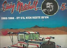 EDDY MITCHELL- N° 5- 1965/1966 ET S'IL N'EN RESTE QU'UN+11- TEST PRESS -BLANCHES